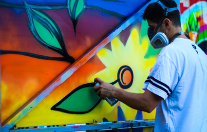 STREET ART AND THE CONTROVERSIAL MOVE TO PROTECT IT